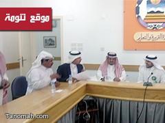 حفل أهالي محافظة النماص بمناسبة عودة خادم الحرمين الشريفين يوم الأثنين المقبل