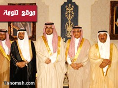 الرئيس العام يستقبل رئيس وأعضاء إدارة نادي أبها