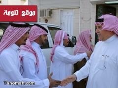 وكيل وزارة الداخلية للاحوال المدنية يزور محافظة النماص