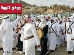 وسط حضور واحتفالية رائعة الهزاني يفتتح فعاليات التنشيط السياحي