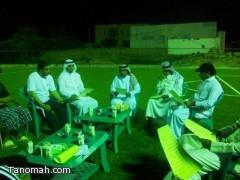 افتتاح دورة الشيخ علي بن سليمان الرياضية يوم غداً الثلاثاء