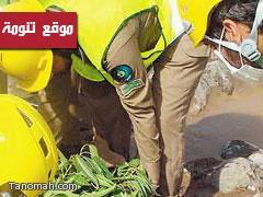 غرق ثلاث شقيقات  وطفلان في وادي بقرة بتهامة