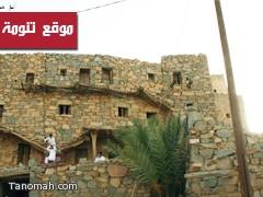 قرى آل عليان الأثرية وقصور العسابلة من اولويات بلدية النماص
