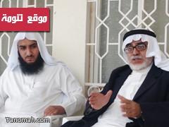 الجمعية الخيرية بتنومة تناقش العمل التطوعي مع الدكتور/ علي بن جحني