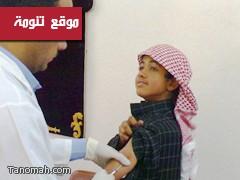 صحة عسير تبدأ الأحد القادم تطعيم أكثر من 296 ألف طالب وطالبة بمنطقة عسير