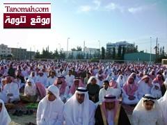 فرع وزارة الشؤون الاسلامية في عسير يجهز المصليات لأداء صلاة العيد