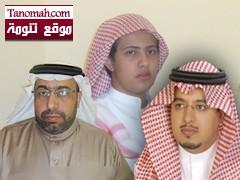 رئيس مركز تنومة ومدير مكتب التربية والتعليم يستقبلان الطالب : محمد سعد زاهر