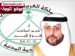 سعادة وكيل وزارة الخدمة المدنية الاستاذ عبدالله بن ملفي  يشكر القيادة وألمهنئين
