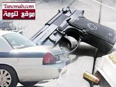 شرطة بارق تقبض على مطلق النار على رجل الأمن