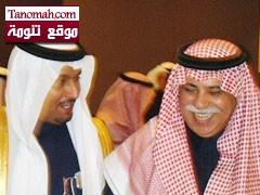 الإعلامي محمد بن  فهد يحتفي بمعالي رئيس ديوان ولي العهد