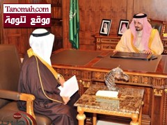 أمير عسير يستقبل أ.محمد آل طه و يثمن لوزير الخارجية افتتاحه فرعا لوزارة الخارجية بالمنطقة