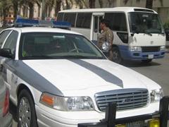 وفاة معتدي على الدوريات الامنية  في القطيف وإصابة ثلاثة أخرين