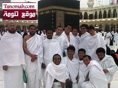 مكتب الدعوة بالنماص ينظم رحلة عمرة للمسلمين الجدد