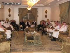 لجنة متابعة متطلبات تنومة تبحث موضوع فرع جامعة الملك خالد في تنومة