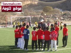 إنطلاق دوري المدارس لكرة القدم تحت شعار أحبك يا وطني