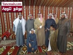 الأمير/تركي بن طلال بن عبدالعزيز في ضيافة أسرة آل الحيد ..