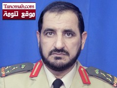 ترقية مشرف بن حسين الى رتبة عميد ركن