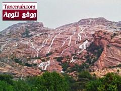 امطار تنومة اليوم الجمعه 28/5/1433هـ  في صور