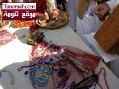 مهرجان تنومة للتسوق يتيح الفرصة للأسر المنتجة بالمشاركة