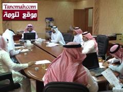 المجلس البلدي يعقد جلستة الاستثنائية  لمناقشة مشروع ميزانية السنة المالية