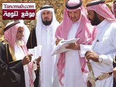 """سلطان بن سلمان يوجه برصد إحتياجات قرية """"آل عليان"""""""