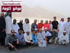 مكتب الدعوة ينظم رحلة العمرة للجاليات المسلمة