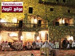 قرية آل عليان التاريخية تقيم أمسية شعرية