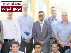 جامعة كاليفورنيا تستقبل طلاب جامعة سلمان بن عبدالعزيز برئاسة الدكتور عوض الأسمري