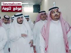 مدير جامعة الملك خالد في محايل وجولة متوقعه على كليات النماص وتنومة وبلقرن