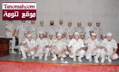 مستشفيات القوات المسلحة بالجنوب تخرج 21 صحياً