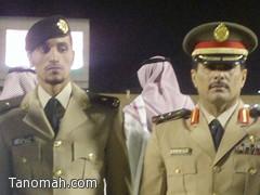 آل المزرقاني يحتفلون بترقية  اخيهم العميد ركن محمد المزرقاني