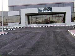 الحفظي أثناء تفقده لمستشفى تنومة : الاجهزة لاول مره في عسير والافتتاح قريباً