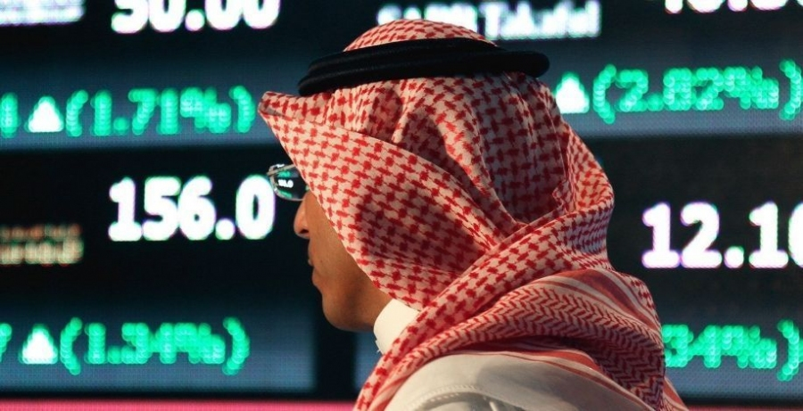 """السوق السعودي ينهي جلسته """"أخضر"""" وهذي الشركات الأكثر ارتفاعا"""