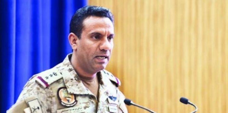 مليشيا #الحوثي تطلق طائرات مسيرة بإتجاه #أبها و #خميس_مشيط والتحالف يدمرها