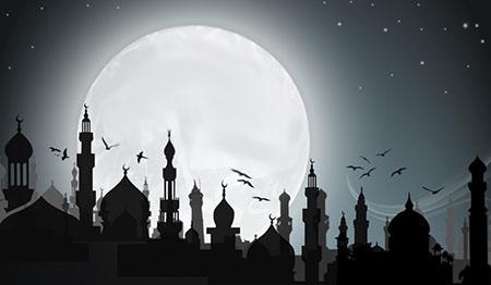 تجهيز الجوامع لصلاة العيد في حالة تغير الجو