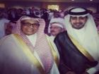 عبدالعزيز بن علي بن سليمان يحصل على درجة الماجستير