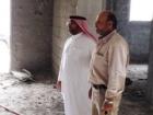 عبدالقادر يتفقد المشاريع التعليمية ويثني على جهود مدير التعليم