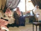 معالي نائب وزير الخدمة المدنية الدكتور صالح الشهيب ومرافقيه في ضيافة الملفي والشبيلي