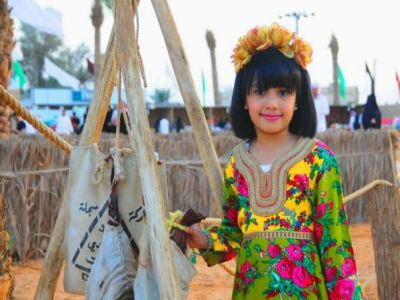 صور من انطلاق مهرجان ريف العوشزيه بمحافظة عنيزة
