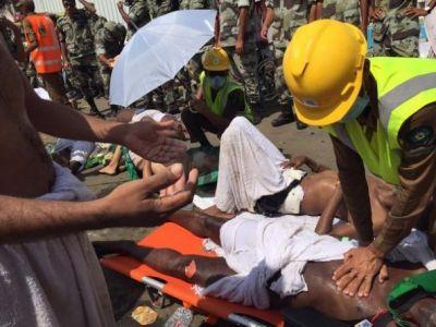 """""""جمعية حقوق الإنسان"""" تنفي إشاعة دفن ضحايا تدافع منى في قبور جماعية"""