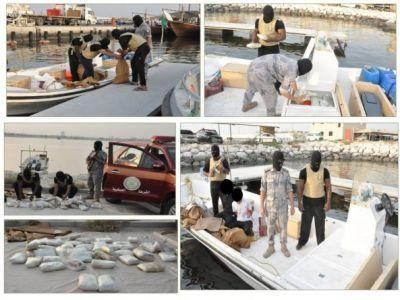 الداخلية:القبض على متورطين في  جرائم تهريب وترويج المخدرات