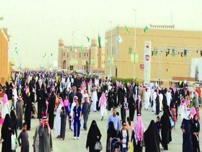 برعاية خادم الحرمين إنطلاق مهرجان الجنادرية بعد شهرين