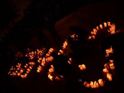 #صور:تنظيم #مجلس_شباب_منطقة_عسير لفعاليات #ساعة_الأرض