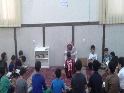 """اكثر من ٢٦٤٠طالبا وطالبة منتظمين بحلقات تحفيظ بجمعية"""" ترتيل  """"الباحة"""