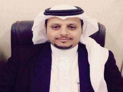 درجة #الماجستير بتقدير ممتاز للأستاذ خالد ظافر