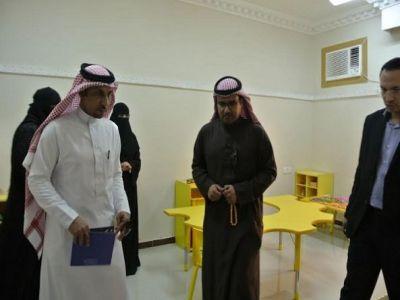 اتفاقية تعاون بين روح الاصرار والتأهيل ومركز الاطفال المعوقين بعسير