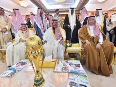 نائب الملك يرعى نهائي كأس ولي العهد.. الجمعة المقبل