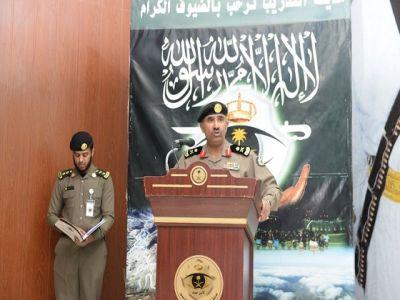 مدير #شرطة_عسير يدشن حملة الأمن الفكري