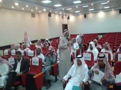 """الدكتور ابو عراد يقدم دورة بعنوان""""التربية الإسلامية بين النظرية وَ التطبيق"""""""