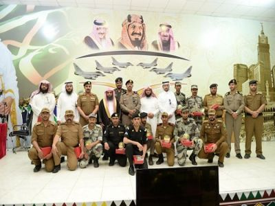 التوعية الفكرية بجامعة الملك خالد تشارك في حملة الأمن العام للأمن الفكري